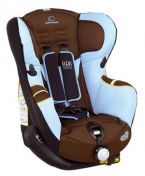 Автокресло ISEOS ISOFIX Optik Chocolate ГРУППА 1
